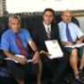 Fiji Minister renewable energy and Solar