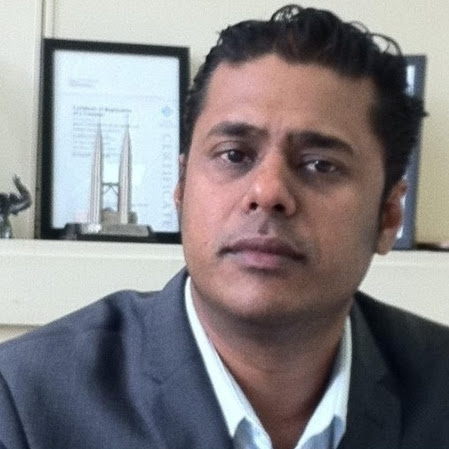 Mr Nair - CEO, Co-Founder Green Earth Systems